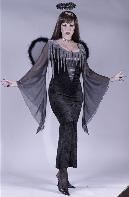 Angel Costumes - Costumes For All Occasions FW5059ML Fallen Angel Med Lrg