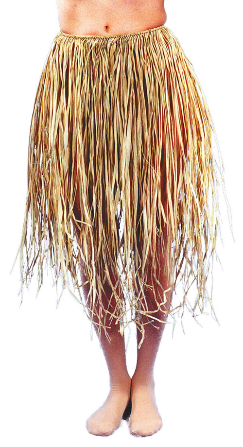 Grass Skirts - Costumes For All Occasions AB05 Grass Skirt Real