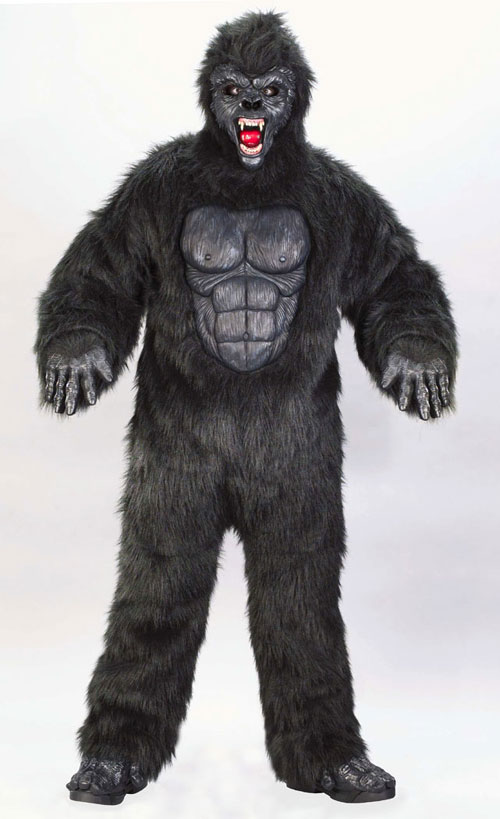 Gorilla Suits - Costumes For All Occasions FW5709 Gorilla Suit Plus Adult