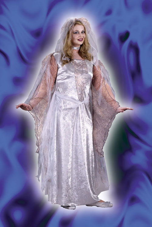 Plus Size Costume - Costumes For All Occasions FW5747 Ghostly Goddess Plus Size