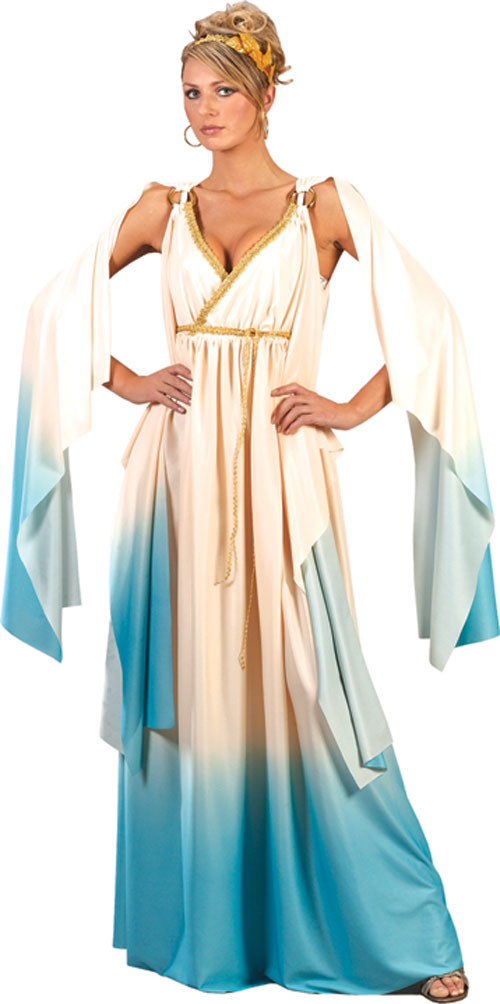Plus Size Costume - Costumes For All Occasions FW5778 Greek Goddess Plus Size