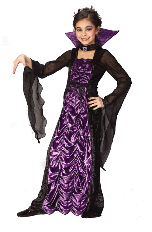 Costumes For All Occasions FW5899LG Countess Of Darkness Ch Large