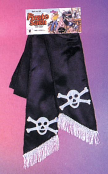Costumes For All Occasions AB17 Pirate Belt