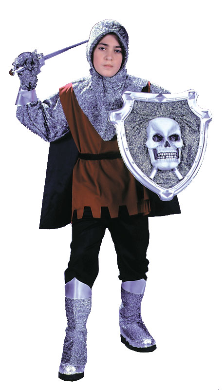 Knight Costume - Costumes For All Occasions FW8732LG Medieval Knight Child Lrg