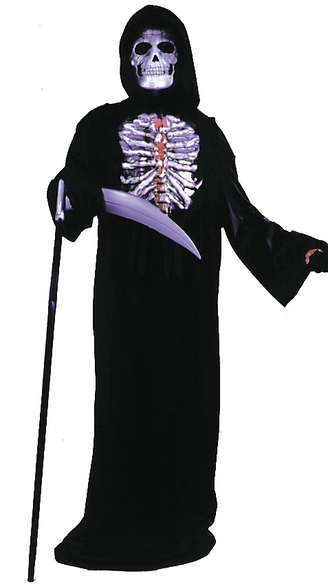 Costumes For All Occasions FW8758 Bleeding Skelebones Child MRRS7581