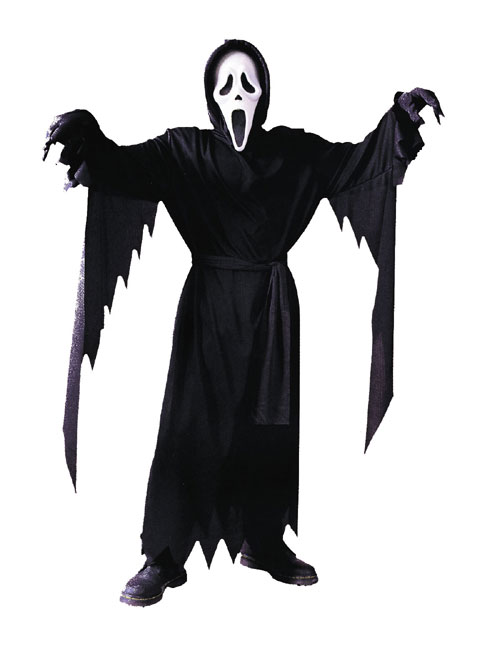 Costumes For All Occasions FW8874 Scream Child Costume