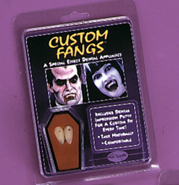 Vampire Costumes - Costumes For All Occasions FW9083 Fangs Dentures Vampire