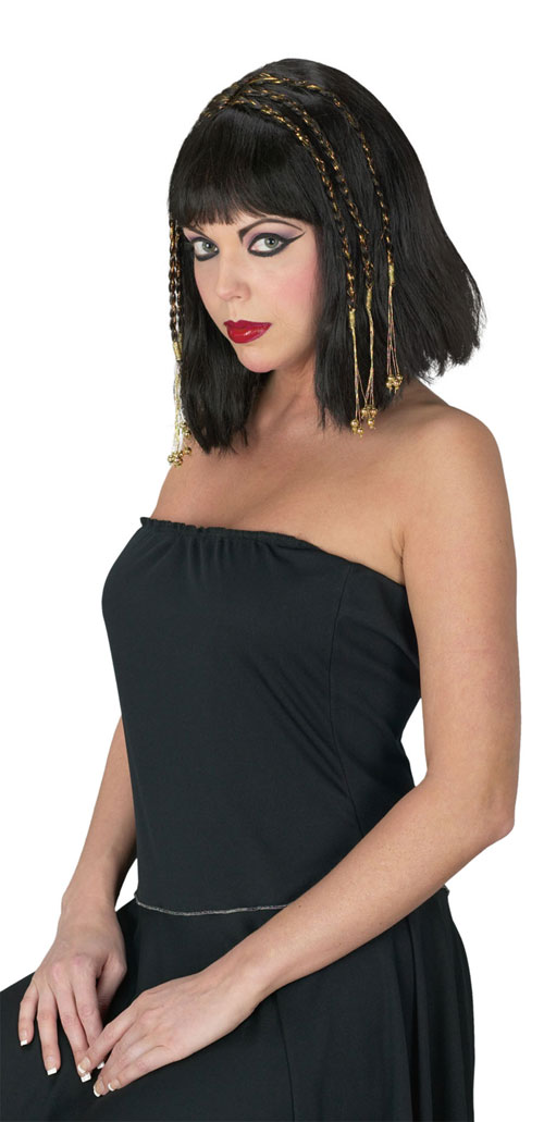 Egyptian Costumes - Costumes For All Occasions FW92346 Egyptian Queen Wig