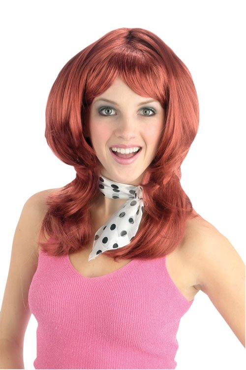 Costumes For All Occasions FW92400 Mod Wig