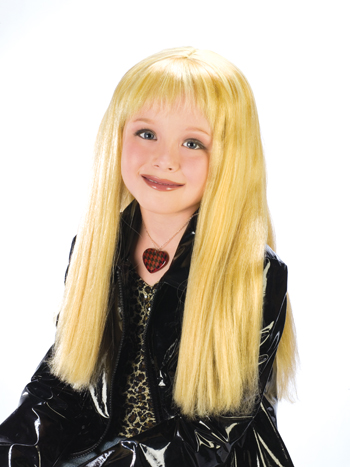 Costumes For All Occasions FW92561 Wig Teen Movie Star