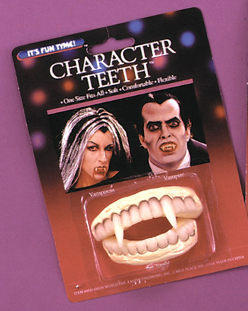 Vampire Costumes - Costumes For All Occasions FW9326VP Teeth Vampire