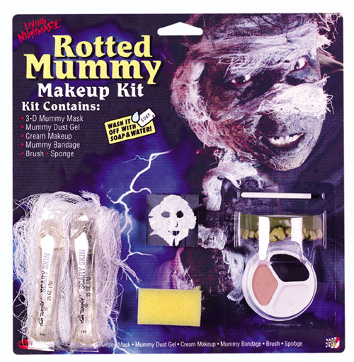 Mummy Costume - Costumes For All Occasions FW9421R Living Nightmare Mummy Kit