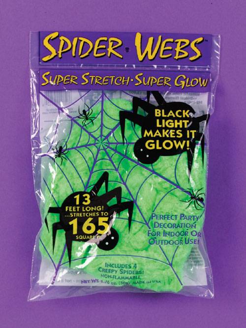 Spider Costume - Costumes For All Occasions FW9524 Spider 50 Gr Green