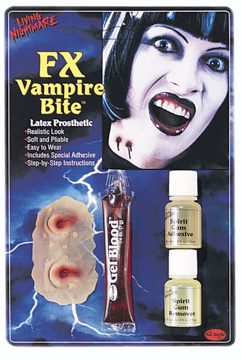 Vampire Costumes - Costumes For All Occasions FW9566VB Fx Kit Vampire Bites