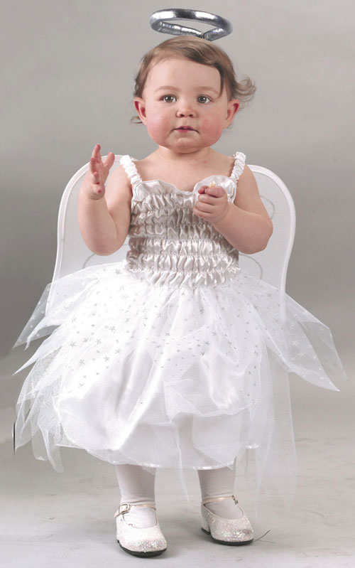 Angel Costumes - Costumes For All Occasions FW9663 Angel Infant