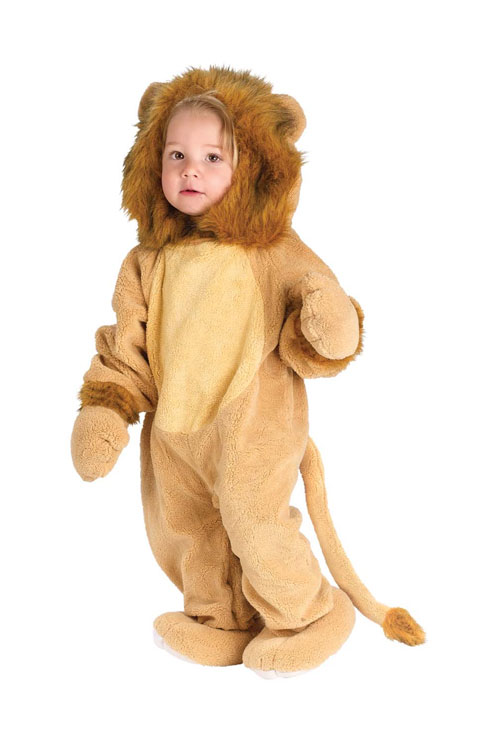 Costumes For All Occasions FW9667TS Cuddly Lion 6 To 12 Months