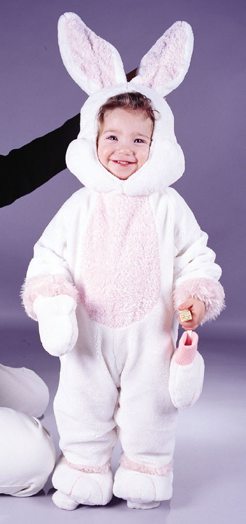 Bunny Costumes - Costumes For All Occasions FW9683M Bunny Toddler 6 12 Mos
