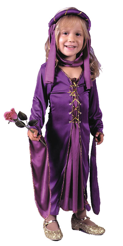 Renaissance Costume - Costumes For All Occasions FW9742 Renaissance Princess Toddler