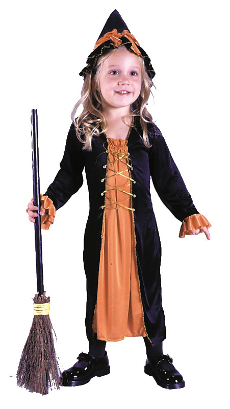 Renaissance Costume - Costumes For All Occasions FW9745 Renaissance Witch Toddler