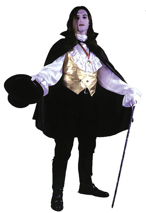 Vampire Costume - Costumes For All Occasions FW9977 Victorian Vampire