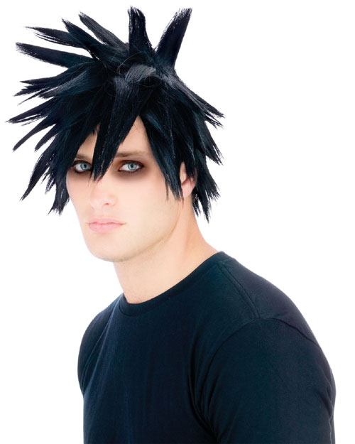 Halloween Costumes - Costumes For All Occasions FWH92553 Scenester Wig Halloween Expres