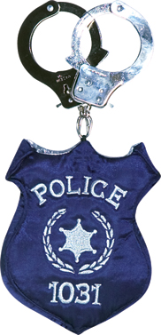 Costumes For All Occasions GC5925 Purse Police
