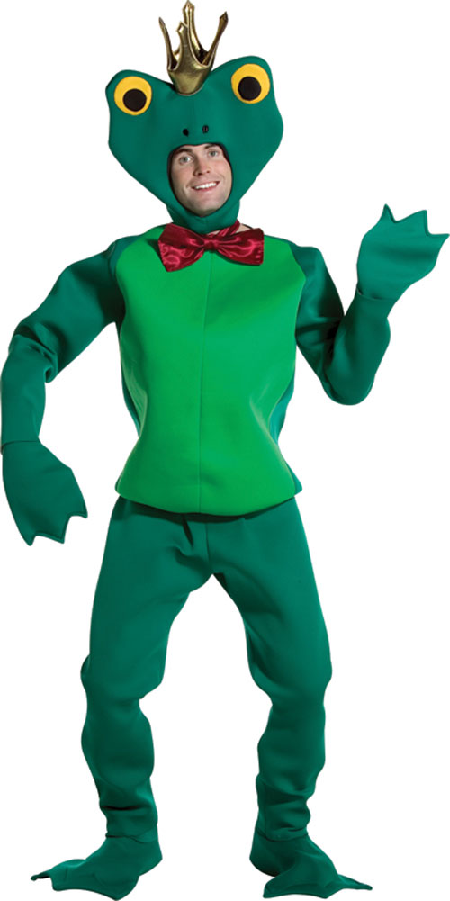 Costumes For All Occasions GC6051 Frog Prince