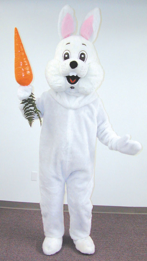 Bunny Costumes - Costumes For All Occasions AC220 Bunny Mascot Deluxe