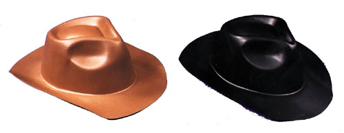 Gangster Costume - Costumes For All Occasions GC89BN Gangster Hat Brown Foam
