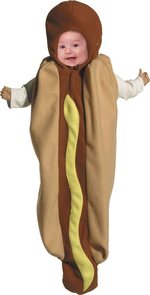Costumes For All Occasions GC9034 Hot Dog Bunting MRRS8980