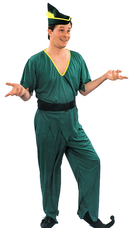 Peter Pan Costume - Costumes For All Occasions AC246 Peter Pan Elf Robin Hood