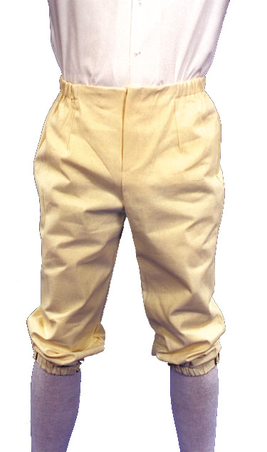 Colonial Costumes - Costumes For All Occasions AC257LG Colonial Breeches Large