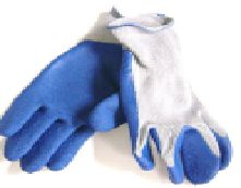 Rumford Gardener 800359 Gardening Glove with Blue Palm