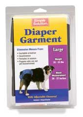 Bramton Co  Simple Solution Diaper Garment Large - 10594