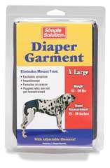 Bramton Co  Simple Solution Diaper Garment Extra Large - 10595
