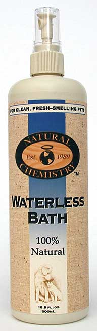 Durvet Natural Chemisty Waterless Bath 16.9 Ounces - 11030