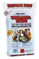 Four Paws Products Wee Wee Pads 14 Pack - 01614