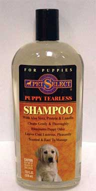 Four Paws Products Ptselct Puppy Tearless Shampoo 17.5 Ounces - 91065