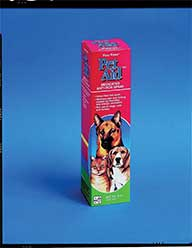 Four Paws Products Pet Aid Anti Itch Spray 8 Ounces - 01736