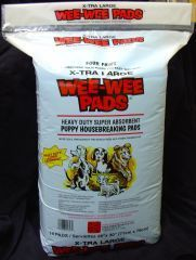 Four Paws Products Wee Wee Pads Extra Large 14 - 01647