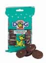 Exclusively Pet Sandwich Crme Dog Treats Carob 8 Ounces - 02000