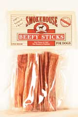 Smokehouse Treats Beefy Sticks 6 Pack - 83038 BCI07454