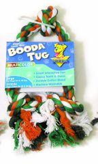 Booda Products 3 Knot Rope Dog Tug Large - 5080652104 T