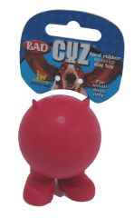 J W Pet Company Bad Cuz Dog Toy Small - 43166