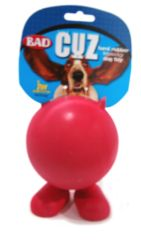 J W Pet Company Bad Cuz Dog Toy Large - 43170