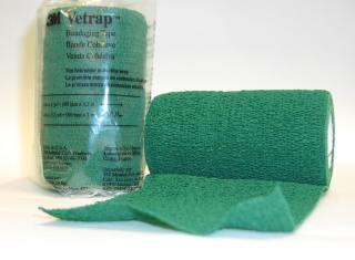 3m Vetrap Hunter Green 4 X 5 Pack Of 18 - 1410HG