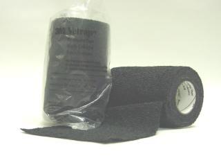 3m Vetrap Black 4 X 5 Pack Of 100 - 1410BKBULK