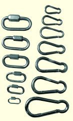 Imported Horse &supply Spring Links Snap 7 Millimeter Pack Of 10 - 70169