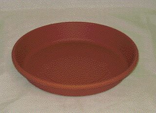 Akro-mils Classic Saucer Clay 10 Inch Pack Of 12 - 12-410DCL