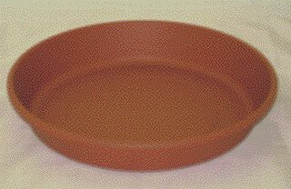 Akro-mils Classic Saucer Clay 12 Inch Pack Of 12 - 12-412DCL